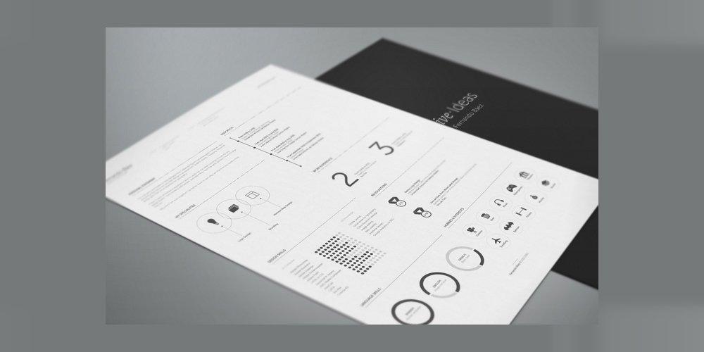 رایگان طراحی رزومه شخصی