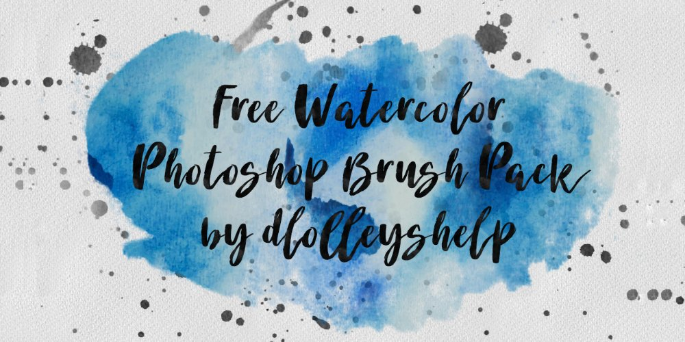 Free Watercolor Brushes