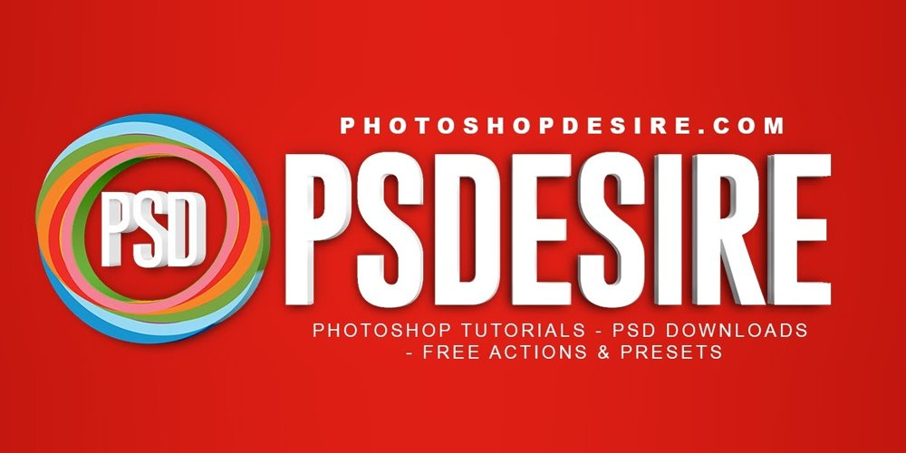 PSDESIRE Photoshop Tutorials
