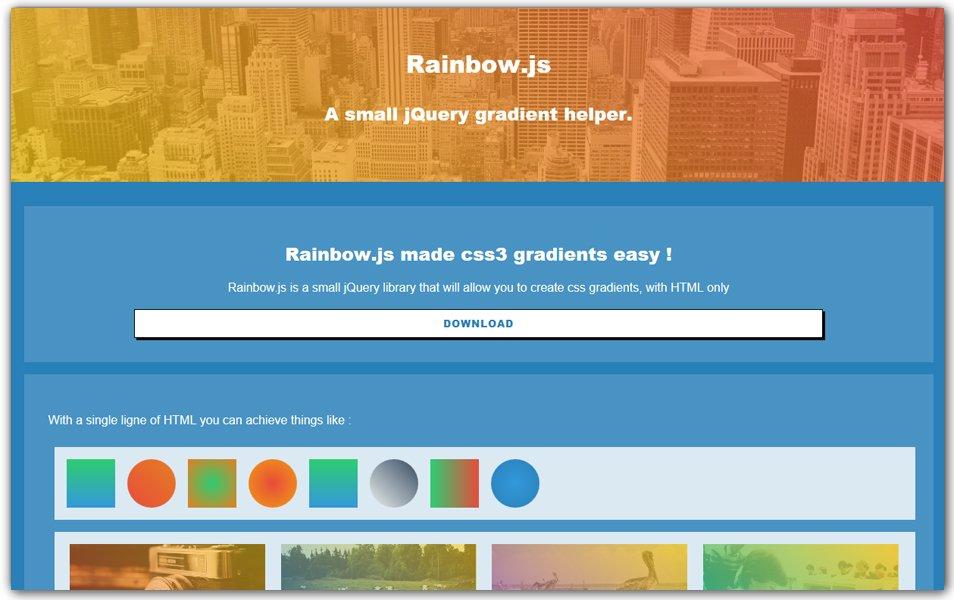Rainbow.js