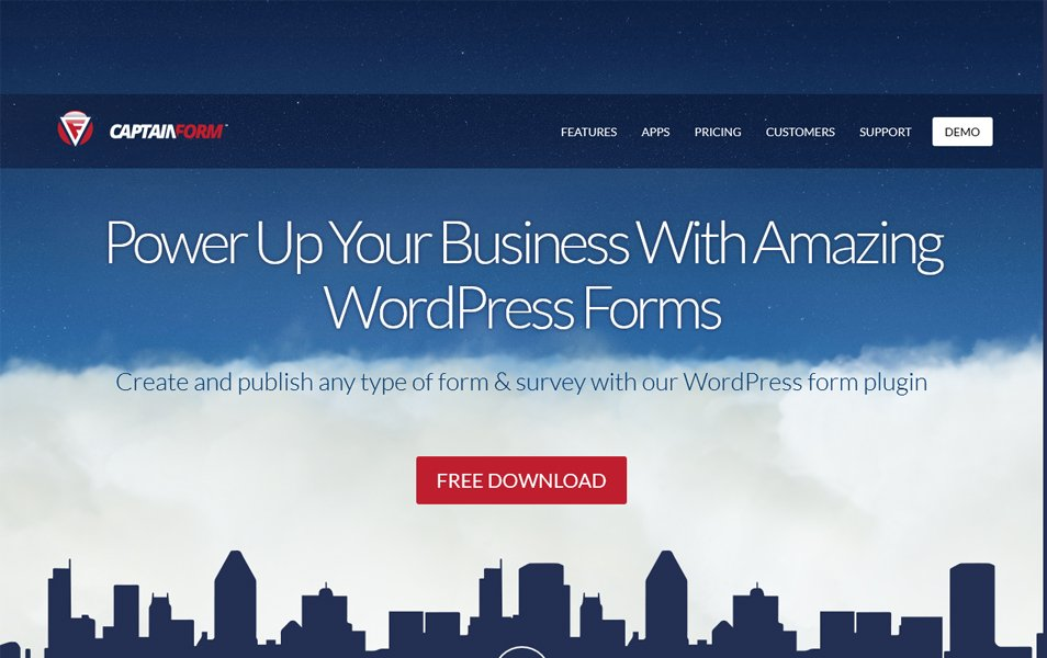 Free WordPress Form Builder