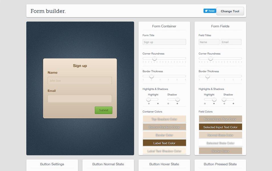 Live Tools | Form Builder
