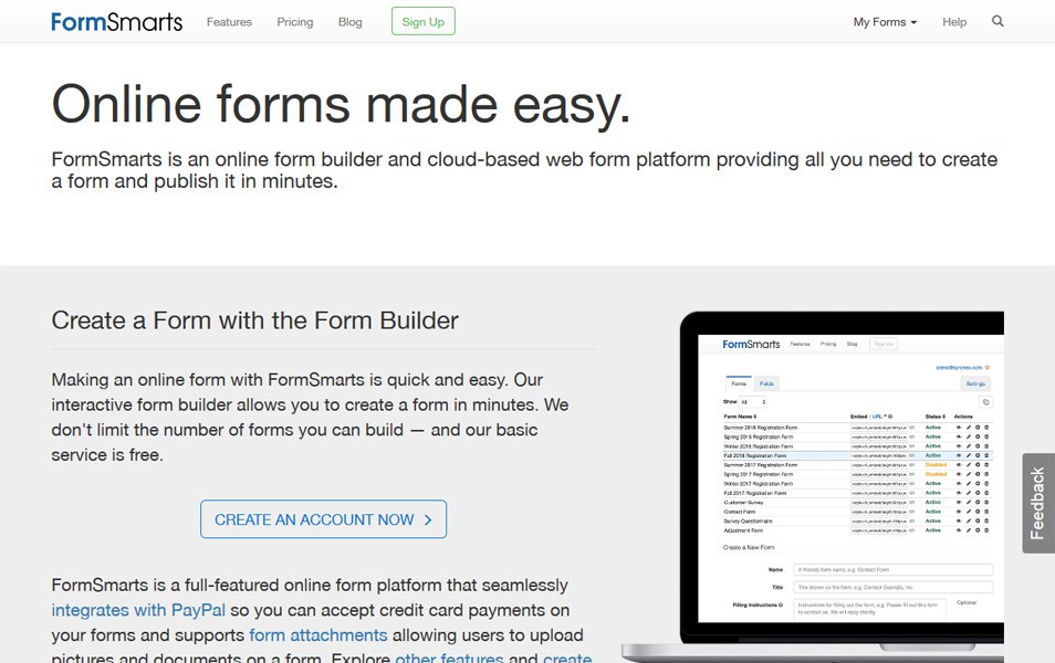 100+ Best Collection Of Web Form Builders » CSS Author