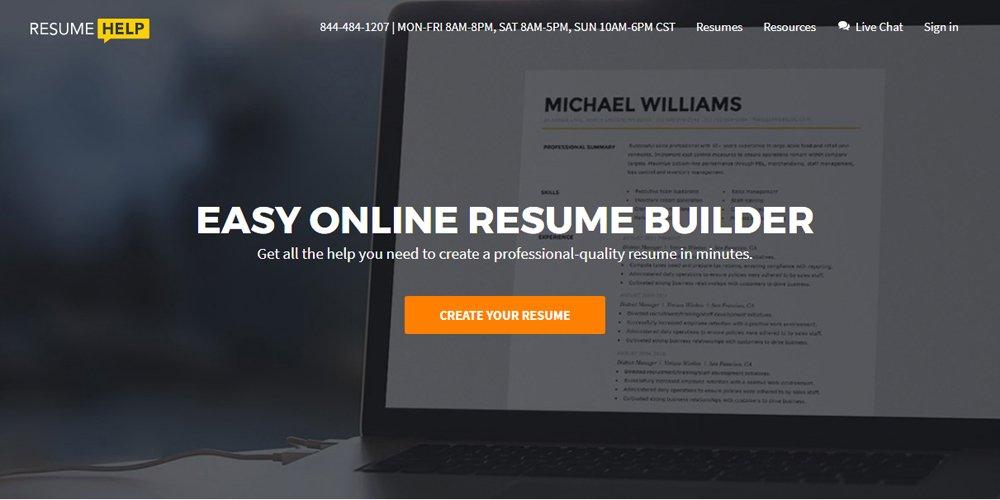 Resumehelp