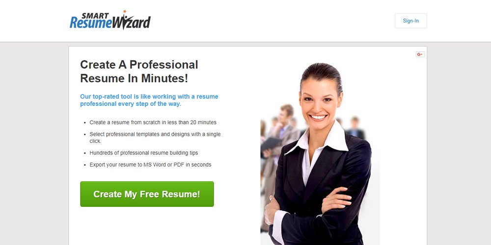 Smart Resume Wizard  Smart Resume Wizard
