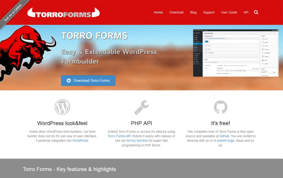 Torro Forms