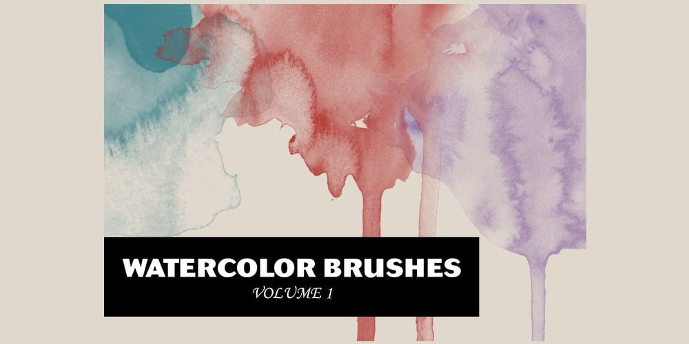 WG Watercolor Brushes