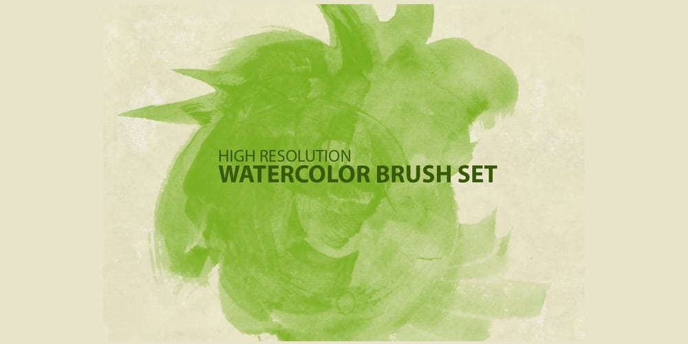 Watercolor Basics Brushes