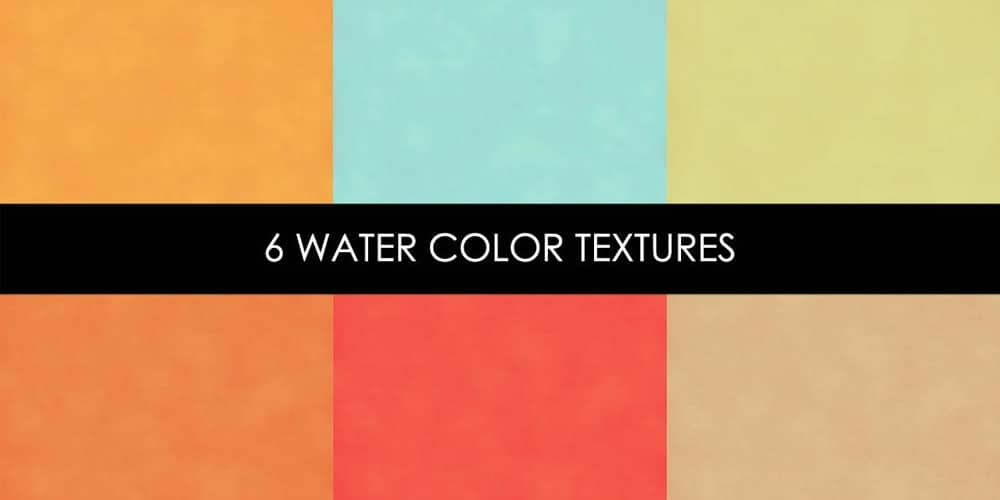 Free Water Color Textures