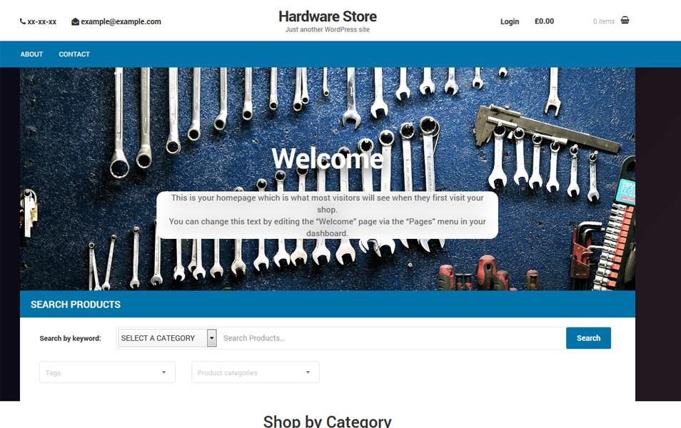 فروشگاه سخت افزار