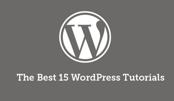 The Best 15 WordPress Tutorials for Beginners and Advanced Developers