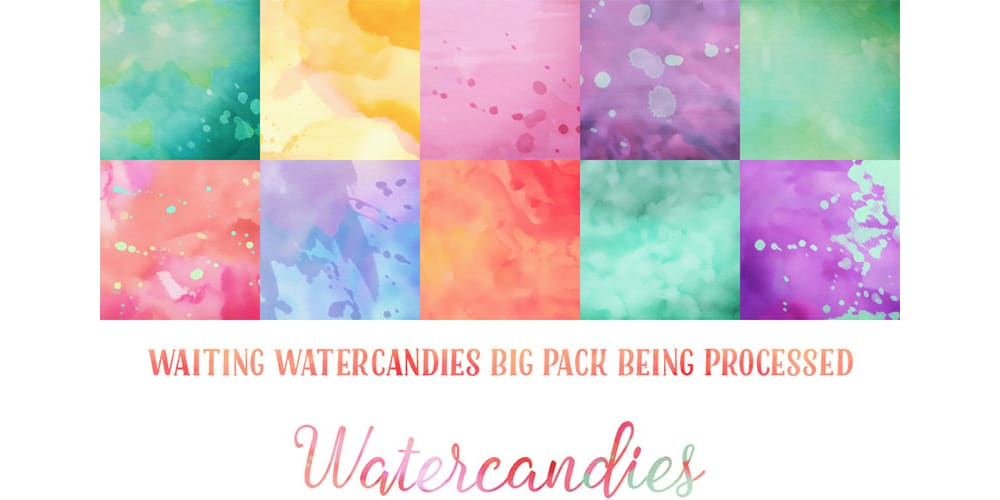 Watercandies Bonus Textures