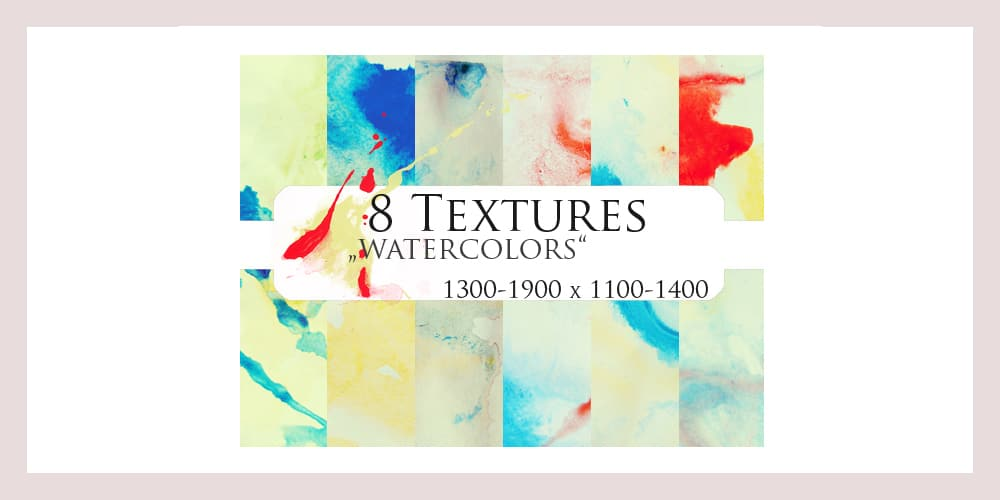 Watercolors Textures