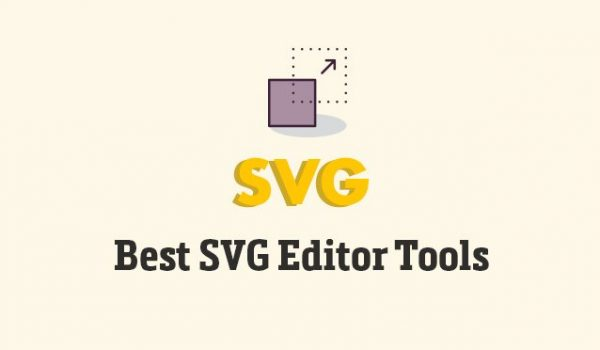 15+ Best SVG Editor for Web Designers