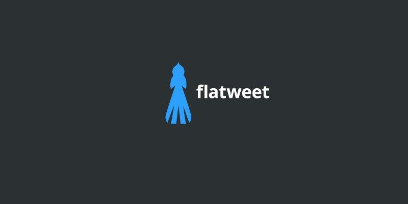 Flatweet