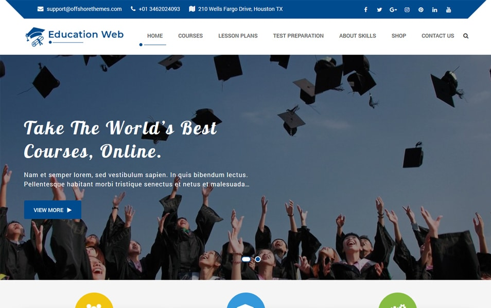 Education Web