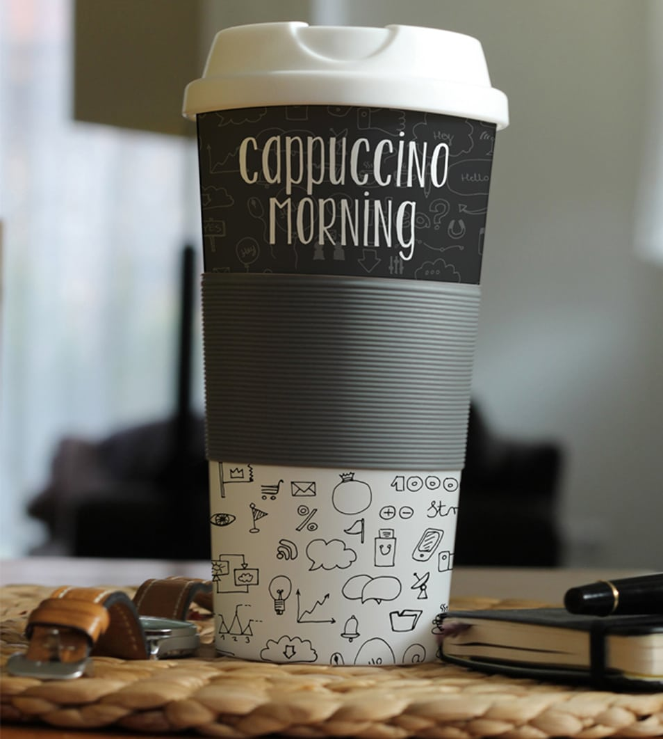 The Coffee Cup Mockup