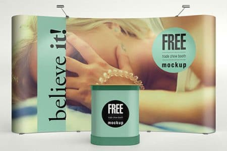 Trade Show Booth Mockup » CSS Author