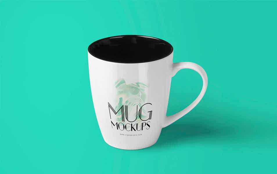 3 Free Outstanding Coffee Cup Mockups