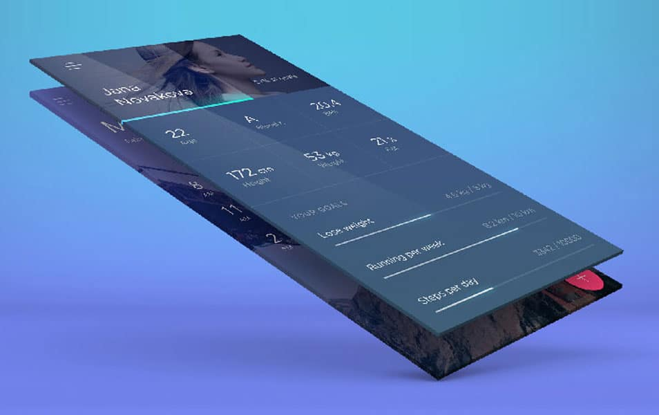 App Presentation Screen Design
