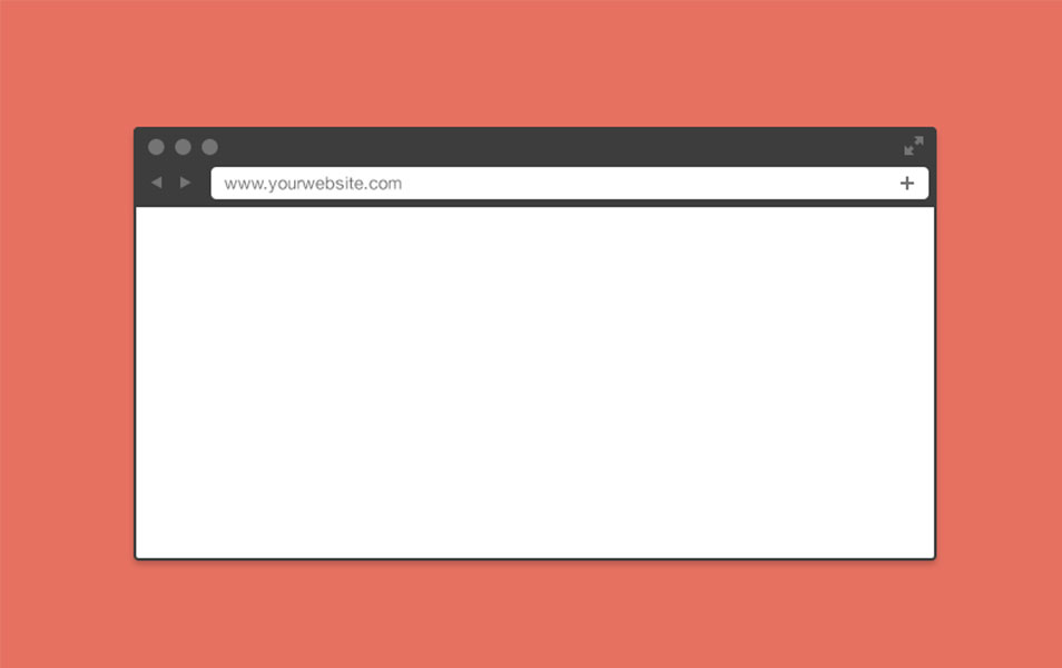 Browser Mockup Frames