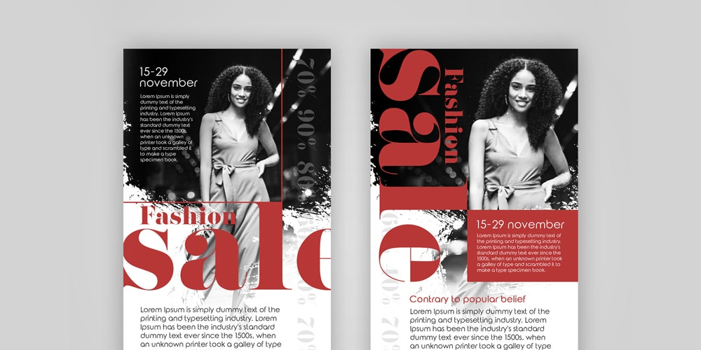 Fashion Sale Instagram Stories Template PSD