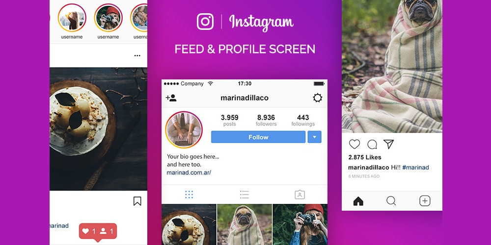 100+ Best Instagram Templates To Gain More Followers