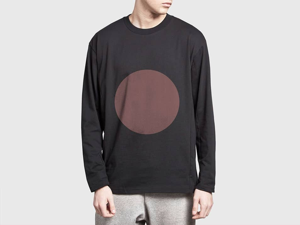 Men's Crewneck Sweatshirt Mockup