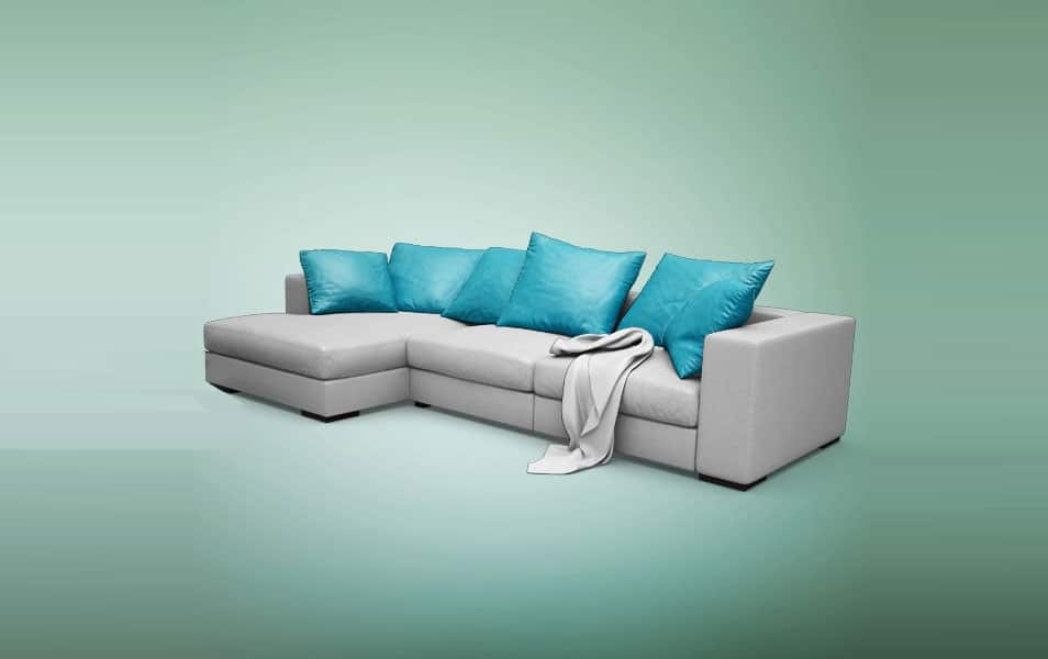 Sofa Pillow Mockup