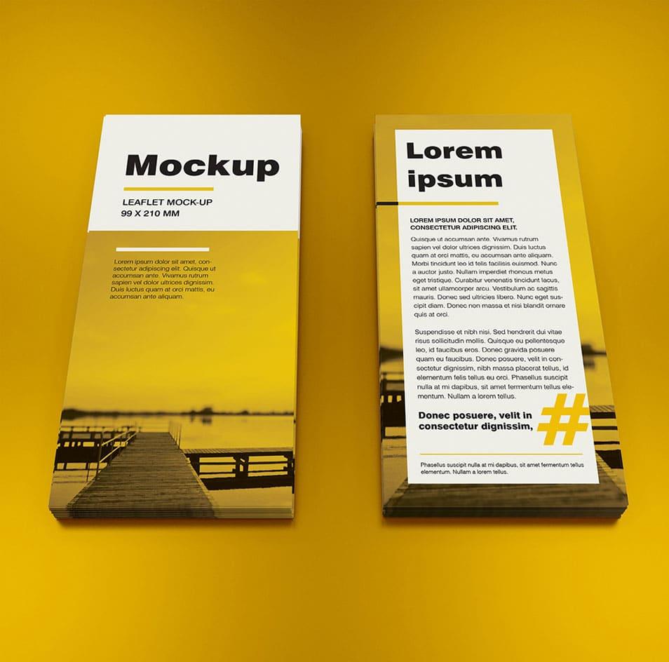 DL Leaflet Mockup » CSS Author