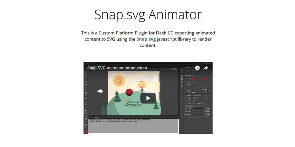 Amazing SVG Animation Tools And Libraries » CSS Author