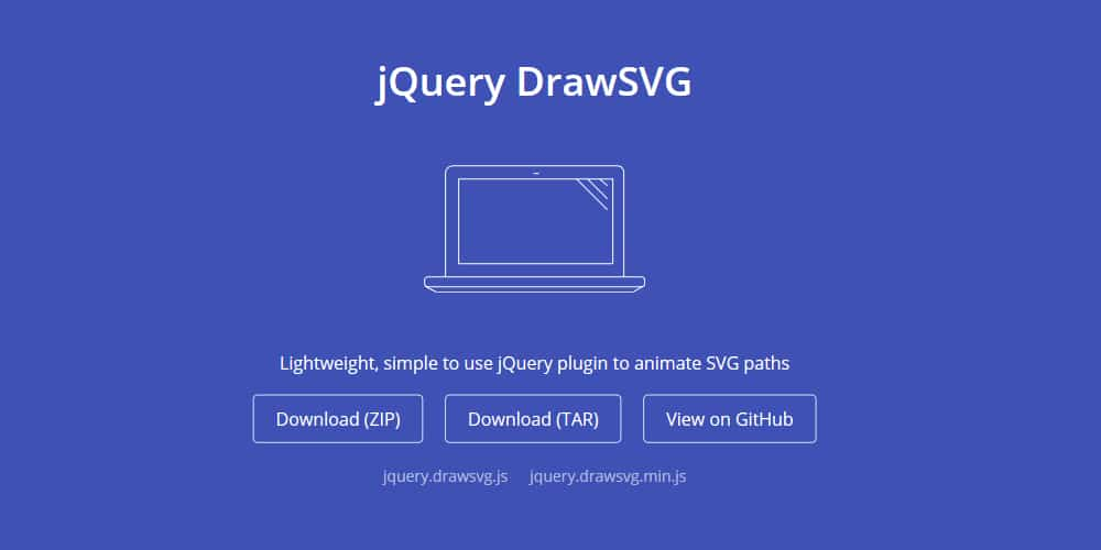 jQuery Draw SVG