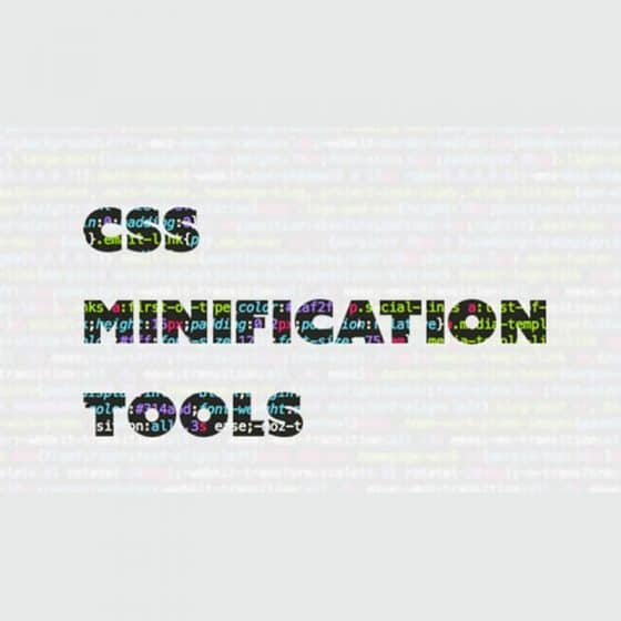 Most Amazing CSS Minifier Tools