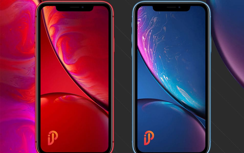 iPhone Xr Mock-up