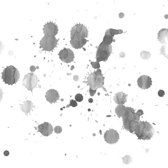 High Resolution Photoshop Splatter Brushes