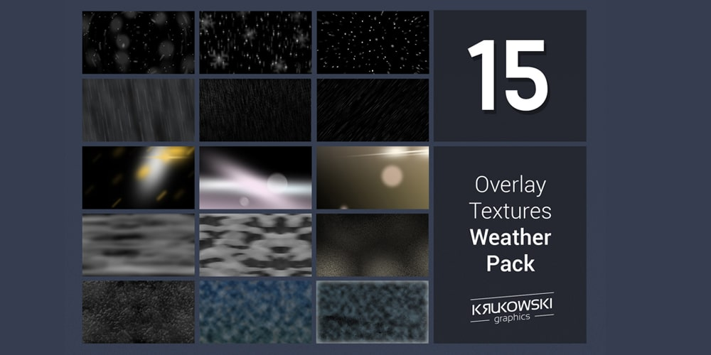 Free Weather Overlay Textures