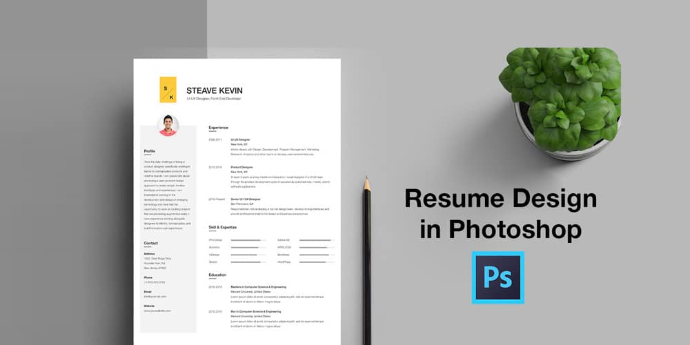 Ultimate Collection of Free Resume Templates 2