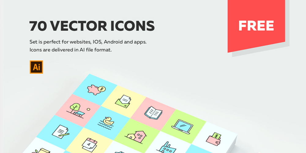 Multipurpose Vector Icons
