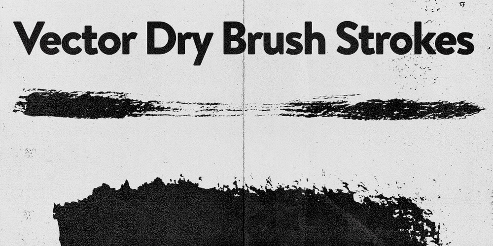 Dry Brush Strokes