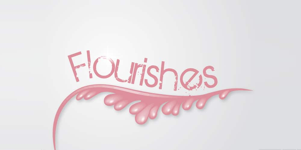 Flourish Illustrator Brushes