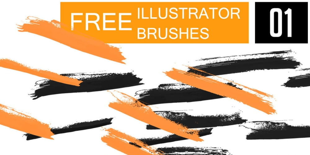 Free Adobe Illustrator Brushes for Watercolor Designs