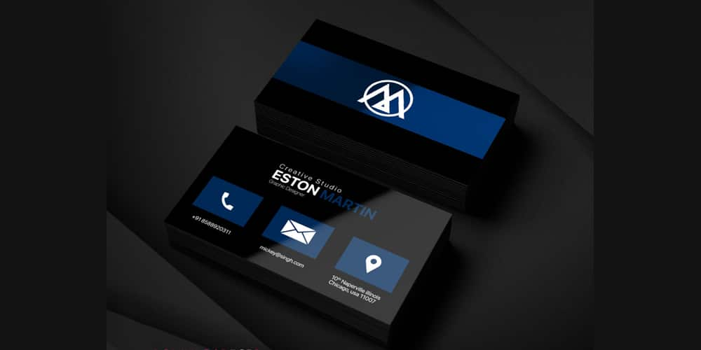 Pro Designer Business Card Template PSD