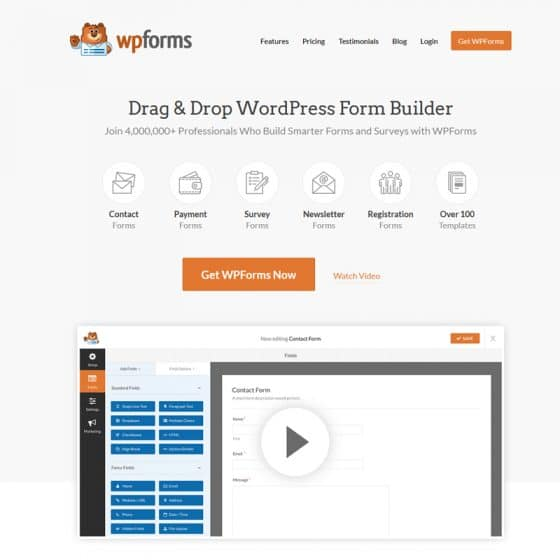 Best WordPress Form Plugins for Ruling in 2019