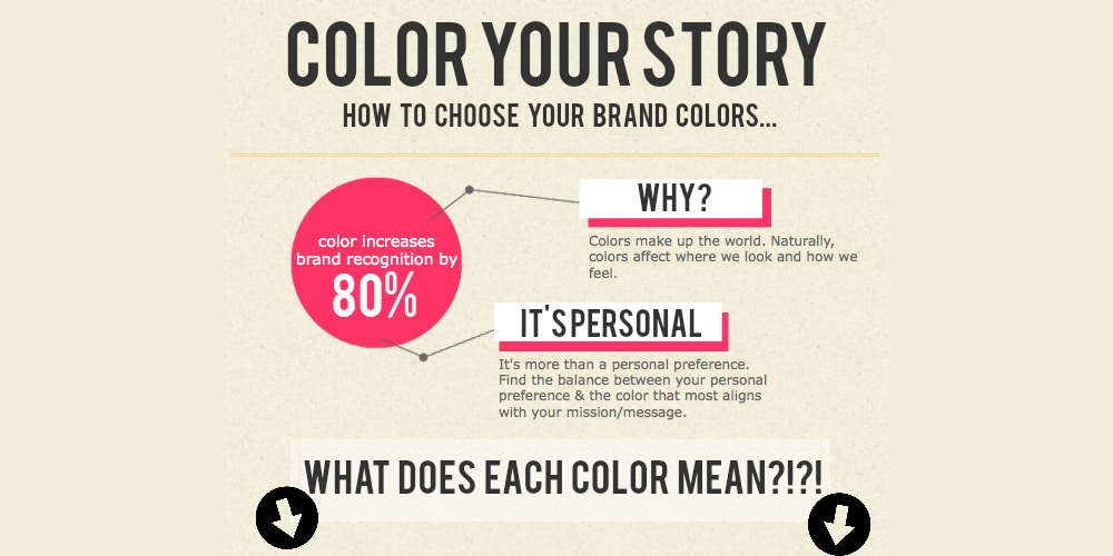 Color Your Story