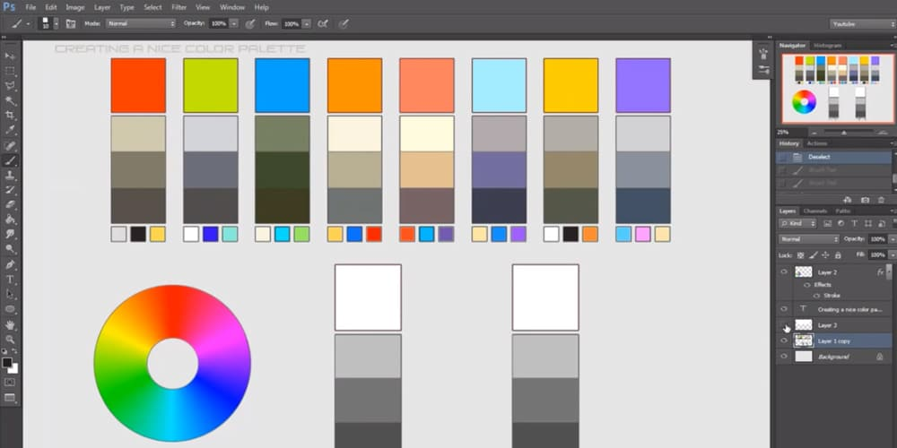 How to Create a Good Color Palette