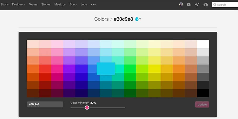 Web Developers Color Guide