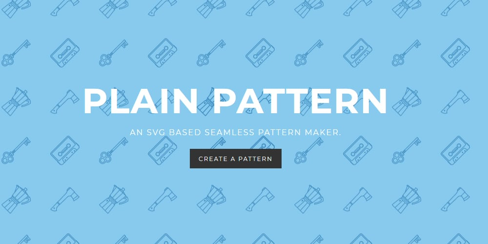 Best Svg Pattern Generators Css Author