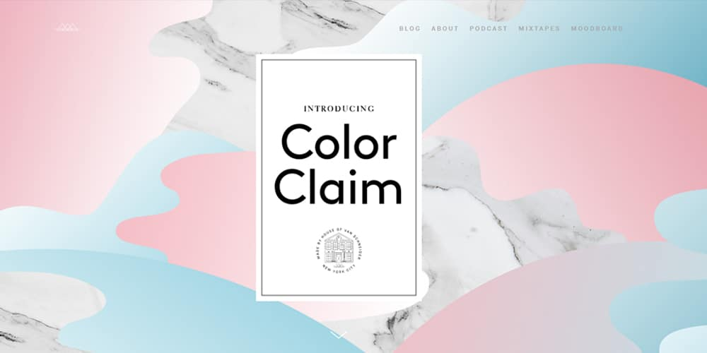 Color Claim