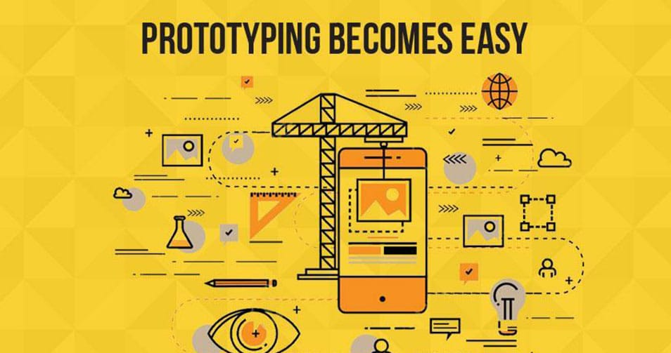 Prototyping becomes easy