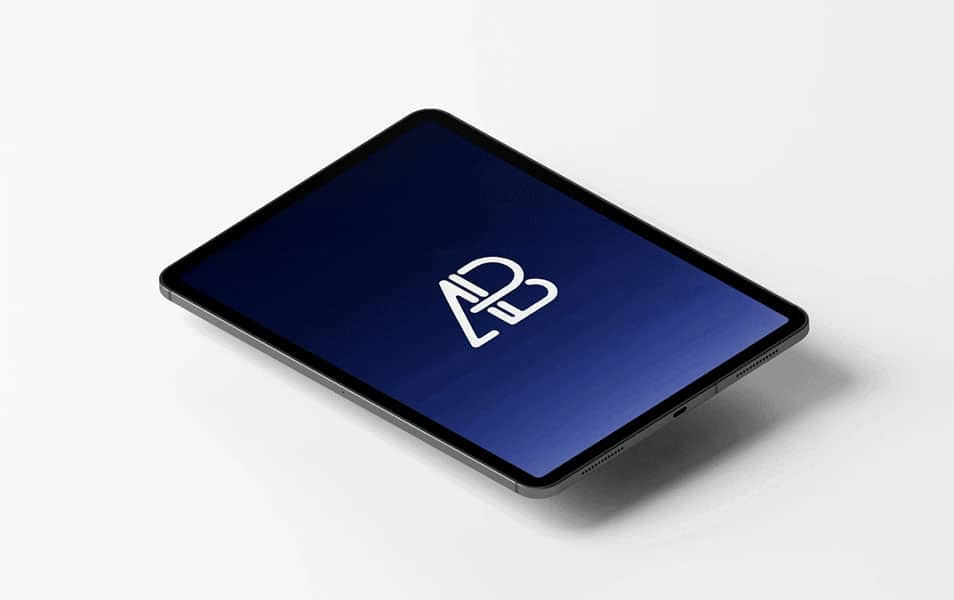 Animated iPad Pro Mockup